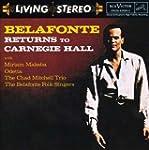 Belafonte Returns to Carnegie