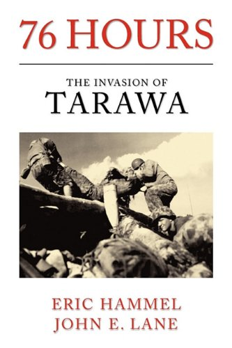 76 Hours: The Invasion of Tarawa, Buch