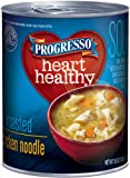 Progresso Reduced Sodium Soup, Chicken Noodle, 18.5-Ounce Cans (Pack of 12)