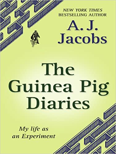 The Guinea Pig Diaries: My Life as an Experiment (Thorndike Core)