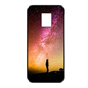 Vibhar printed case back cover for Samsung Galaxy S5 UpStars