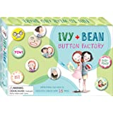 Ivy and Bean Button Factory (Ivy & Bean)