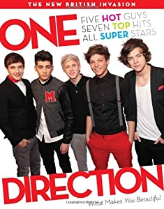 One Direction: What Makes You Beautiful by Triumph Books