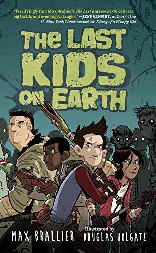 The Last Kids on Earth ISBN-13 9780670016617