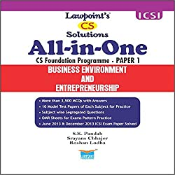 Lawpoint's All in One - CS Foundation (4 Papers)