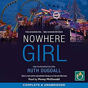 Nowhere Girl Audiobook