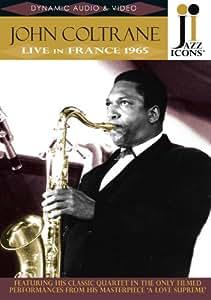 Jazz Icons - John Coltrane: Live in France 1965