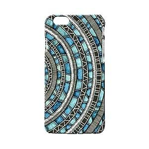 BLUEDIO Designer 3D Printed Back case cover for Apple Iphone 6/ 6s - G0304