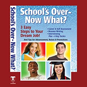 School's Over - Now What? | [David Jon Bowman]