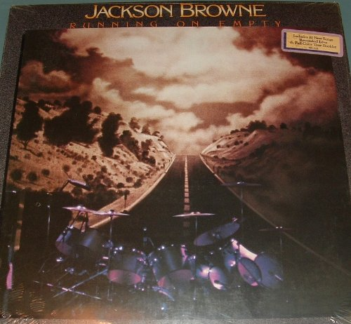 Original album cover of Running On Empty by Jackson Browne