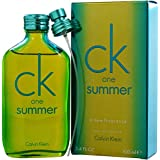 Calvin Klein CK One Summer 2014 Eau de Toilette Spray