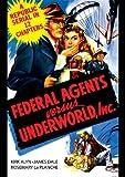 Federal Agents Vs Underworld Inc [DVD] [1949] [Region 1] [US Import] [NTSC]