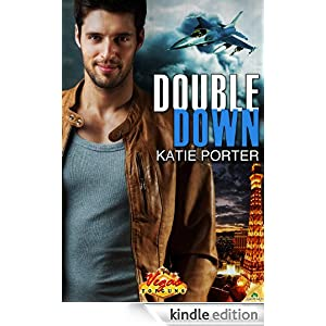 Our brand new Romance of the Week is literally HOT off the presses! Pre-Order Katie Porter's Double Down – Readers who are looking for handsome pilots and long, fun-filled nights will love this descriptive e-book. It is fun and sassy hotness–a quick read sure to get your jets off!