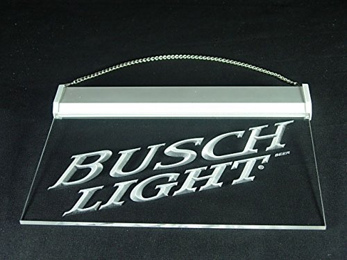 Busch Lite Beer Vintage Bar Led Light Sign 1