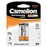 Camelion NH-9V200BP1 Rechargeable Battery