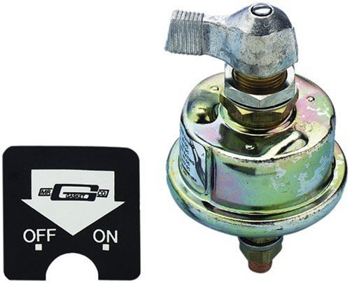 Mr. Gasket 6276 Master Battery Disconnect Switch