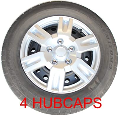 "New Set Of 4 Wheel Covers Nissan Altima 16"" Hubcaps Hub Caps"