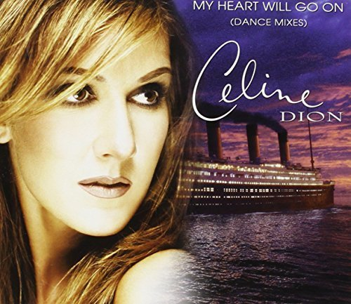 Download Celine Dion My Heart Will Go On: Celine Dion Na Heart CD Covers