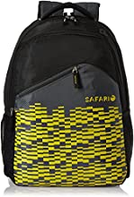 Safari 30 ltrs Laptop Bag (Soundwave-Black-LB)
