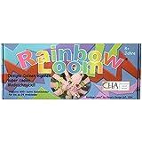 Rainbow Loom - Original Deutsches Starter-Set für 24 Armbänder