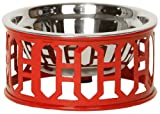 Unleashed Life Reclaimed Steel Westwood Dish Collection, Small