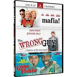 Mafia! & The Wrong Guy + Gone Fishin - TF