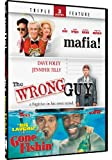 Mafia! / The Wrong Guy / Gone Fishin - Triple Feature