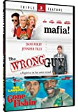 Mafia & The Wrong Guy & Gone Fishin [DVD] [Region 1] [US Import] [NTSC]