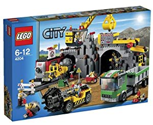 LEGO City 4204: The Mine
