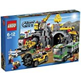 LEGO City 4204: The Mine