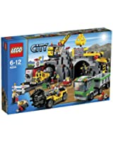 Lego City - 4204 - Jeu de Construction - La Mine