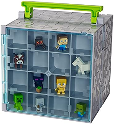 Minecraft Mini Figure Collector Case from Minecraft