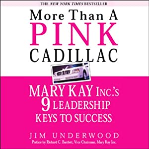 More Than a Pink Cadillac Audiobook