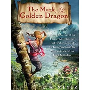 The Mark of the Golden Dragon Audiobook
