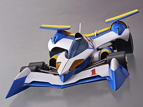 ヴァリアブルアクション 新世紀GPXサイバーフォーミュラ11 スーパーアスラーダAKF-11 約18cm PVC・ダイキャスト製 塗装済み可動フィギュア