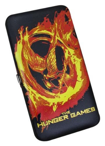 The Hunger Games Movie Wallet Hard Cover Wallet