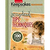 "Scrapbook Tips & Techniques (Leisure Arts #15931): From Creating Keepsakes Magazinevon ""Creating Keepsakes"""