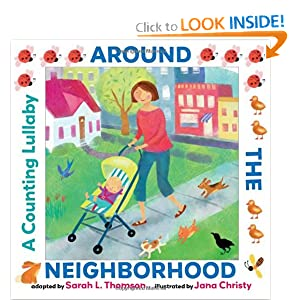 Around the Neighborhood: A Counting Lullaby by