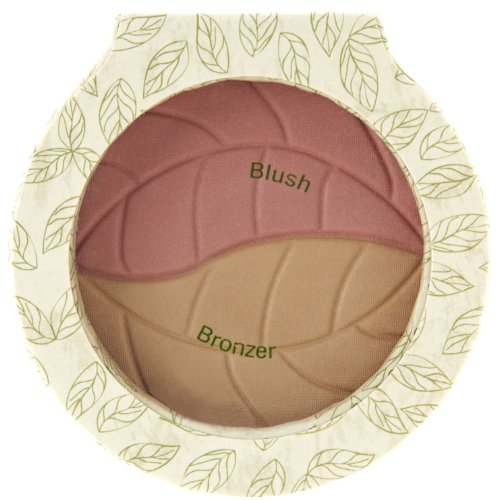 Physicians Formula Organic Wear 100% Natural Origin 2-in-1 Bronzer & Blush - Pink Rose - 0.3 oz