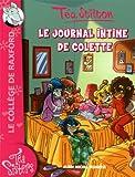 """Afficher """"Téa sisters n° 2 Le Journal intime de Colette"""""""