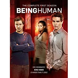 Being Human: The Complete First Season