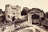 Victorian Places Islands 102 Carisbrooke Castle, Isle of Wight Quality Mouse Mat