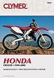 Penton Honda CR125 1998-02 (Clymer Motorcycle Repair)