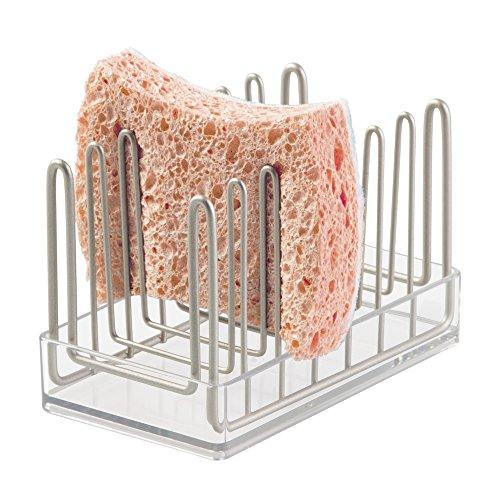 mdesign-vano-lavandino-cucina-per-spugne-pagliette-trasparente-satinato