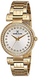 Daniel Klein Analog Silver Dial Womens Watch - DK11089-1