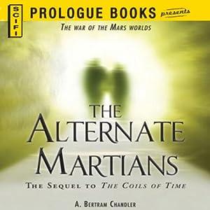 The Alternate Martians Audiobook