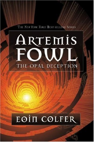 Cover of Artemis Fowl (The Opal Deception)