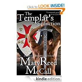The Templar's Seduction: The Templar Knights Series, Book 3