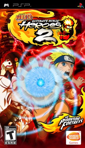 PSP Naruto Ultimate Ninja Heroes 2 preview 0