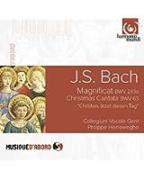 Bach / Magnificat Bwv243a